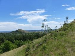 Odvas-hegy a murvabányáról