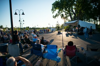The Plattsburgh Mayor's Cup, held every summer along Lake Champlain, boasts live music, food vendors, activities, and lots of fun!