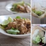 Iha(na)n tavallista arkea – kana-cashewcurry
