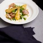 Ranskalaislasten tapaan – Vuohenjuusto-päärynäsalaatti