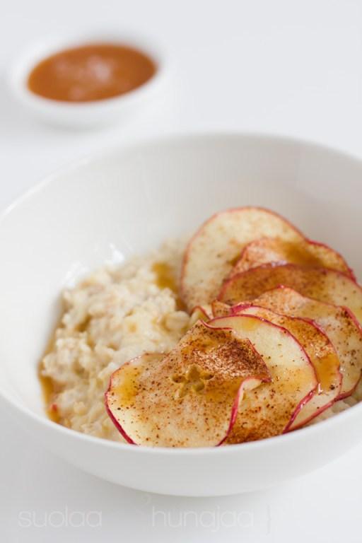 omenapuuro-karamellikastike-2