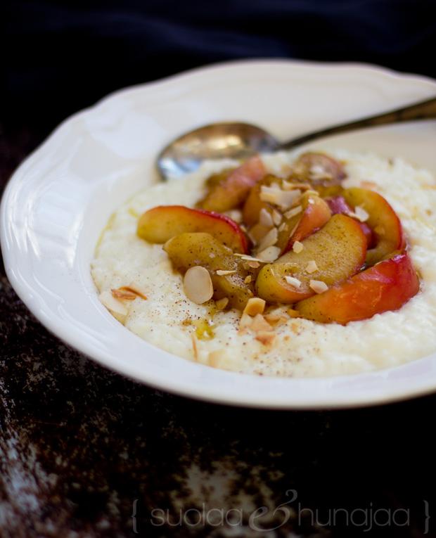 karamelliomenat-ja-riisipuuro