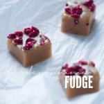 Adventtikalenterin neljäs luukku – Fudge