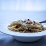 Ihan pilkulleen – pasta carbonara