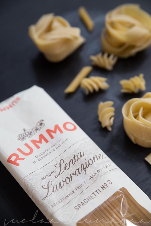 Täydellinen Pasta Carbonara Ja Kunnon Pastaa Marketista Suolaa
