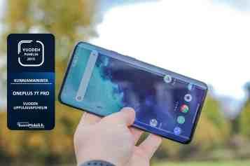 OnePlus 7T Pro / 2. sija kategoriassa vuoden lippulaivapuhelin