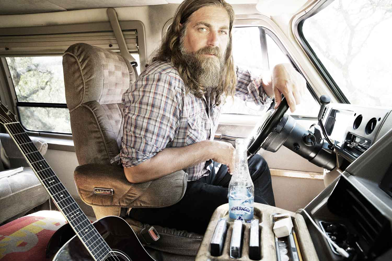 THE WHITE BUFFALO: unica data ad Aprile all'Alcatraz