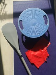 3 Items to build you DIY SUP Home Trainer