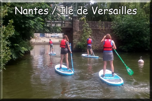 Nantes / Ile de Versailles