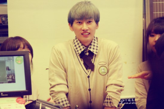 121212 Eunhyuk at TLJ [8P] - Part 1