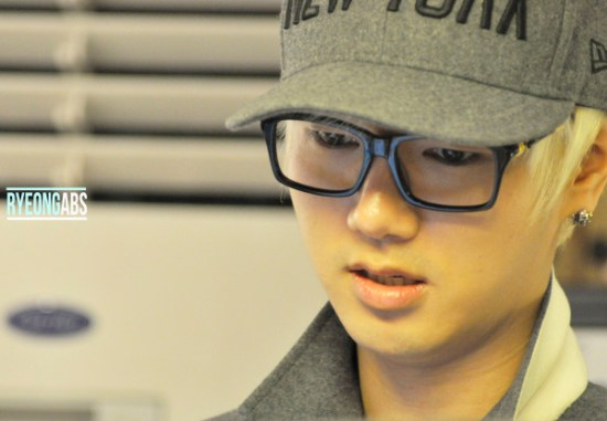 121231 Yesung at Mouse Rabbit [9P] Part 2