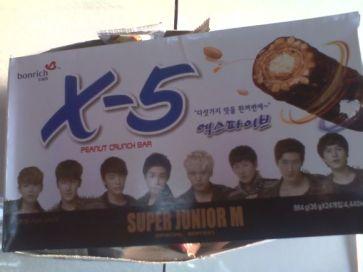 SJ Crunch Bar 1