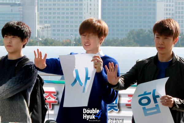 141107 Eunhyuk at Incheon Airport (to Hong Kong) [6P]