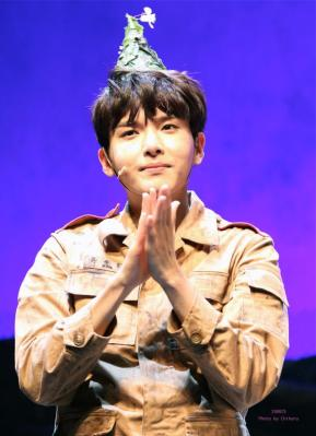 150825 Ryeowook Musical11