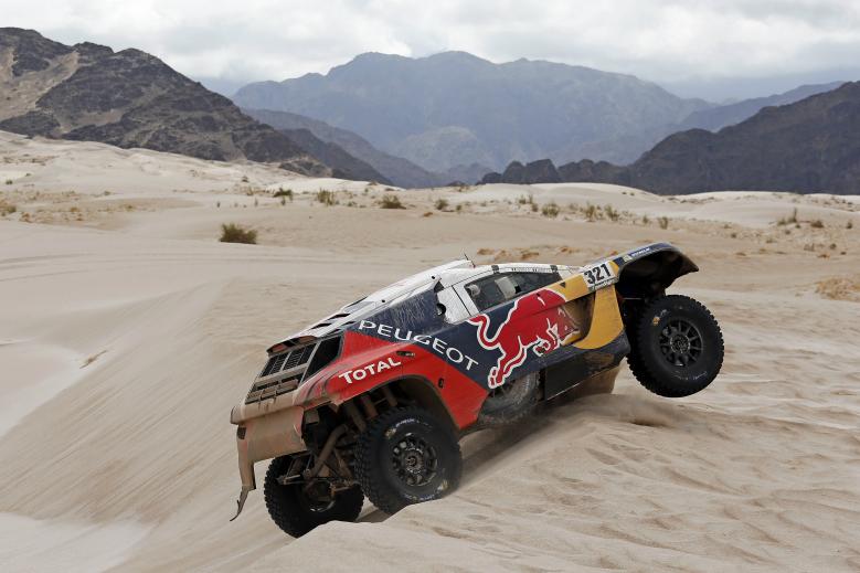 Le Trophée Roses des Andes, le « Dakar » au féminin