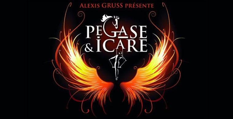 Le spectacle «Pégase & Icare» d'Alexis Gruss – #Concours