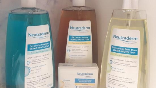 Neutraderm prend soin des peaux de toute la famille