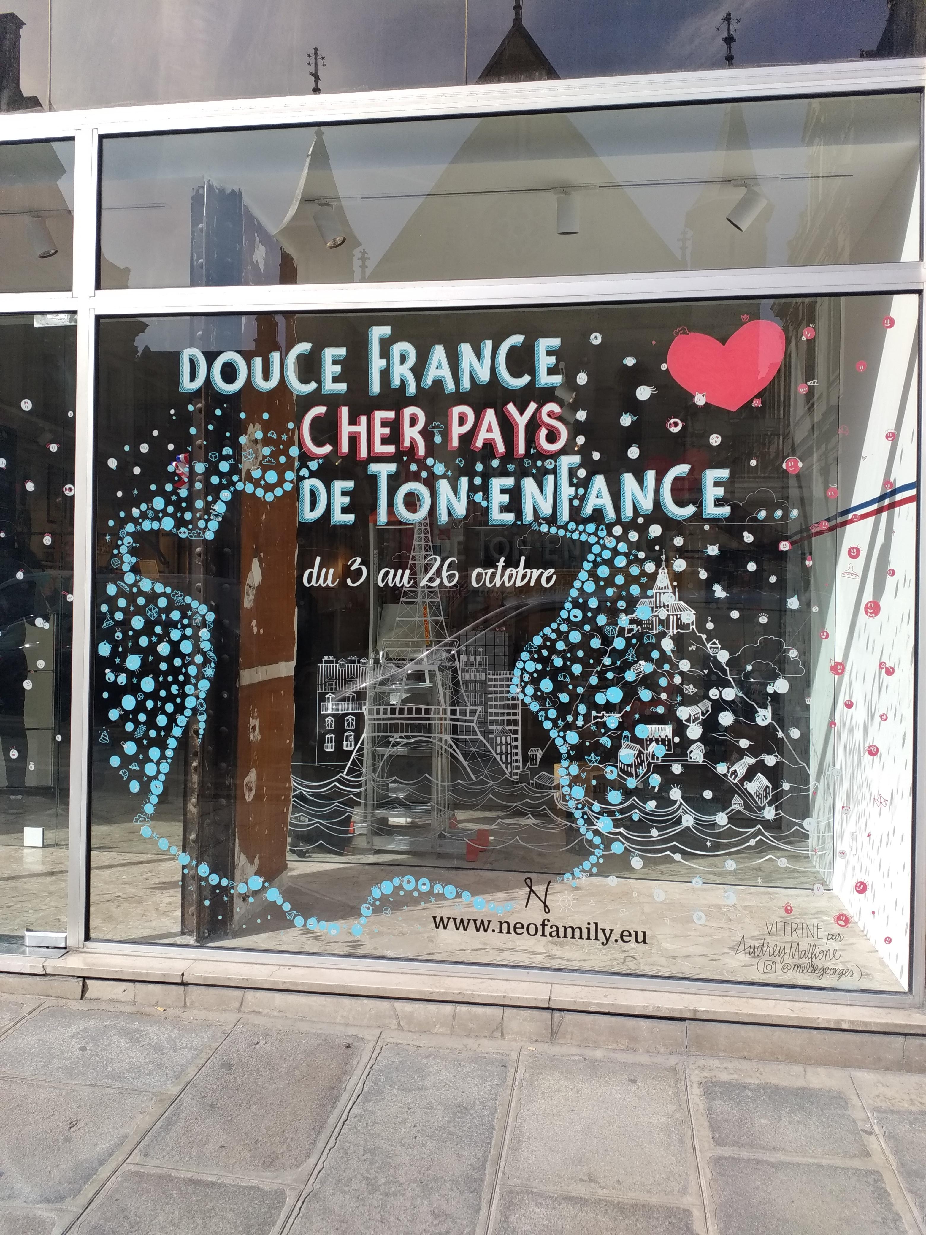Douce France Cher Pays de ton Enfance…