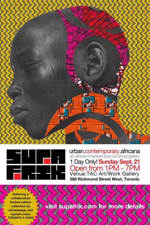 Supafrik Urban Contemporary Africana