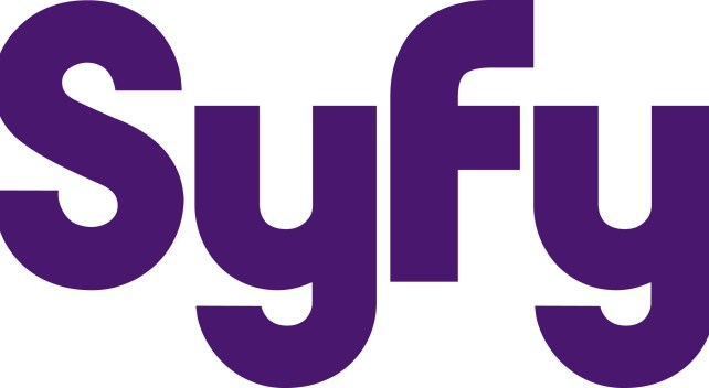 "NBC UNIVERSAL LOGOS -- Pictured: ""Syfy"" Color Logo -- NBC Universal Photo"