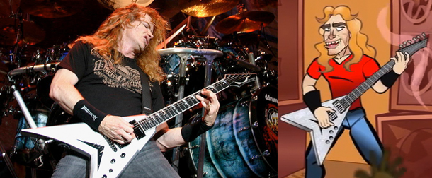 DaveMustaine_Cast