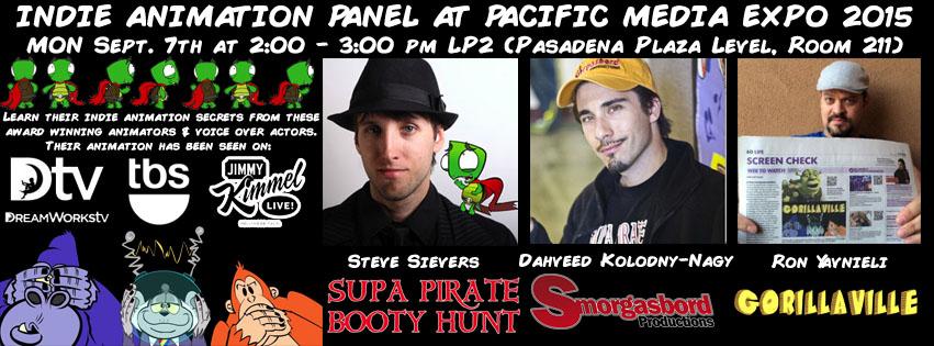 SPBH on PMX 2015 Panel