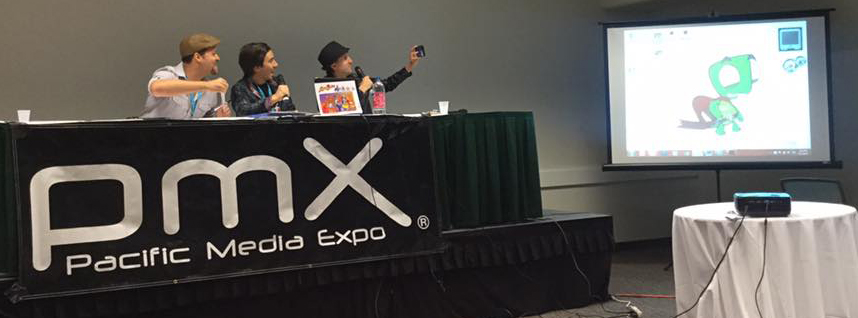 Pics from PMX 2015 Panel