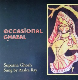 Occaional Ghazal.CD