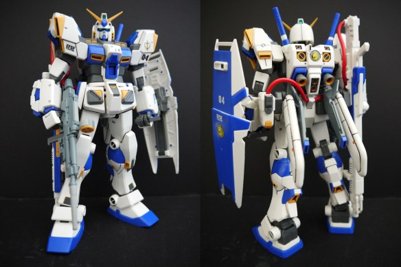 RX-78-4 Gundam G04 (Space Ver.)