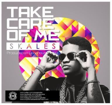 VIDEO: Skales – Take Care of Me (Behind The Scene)