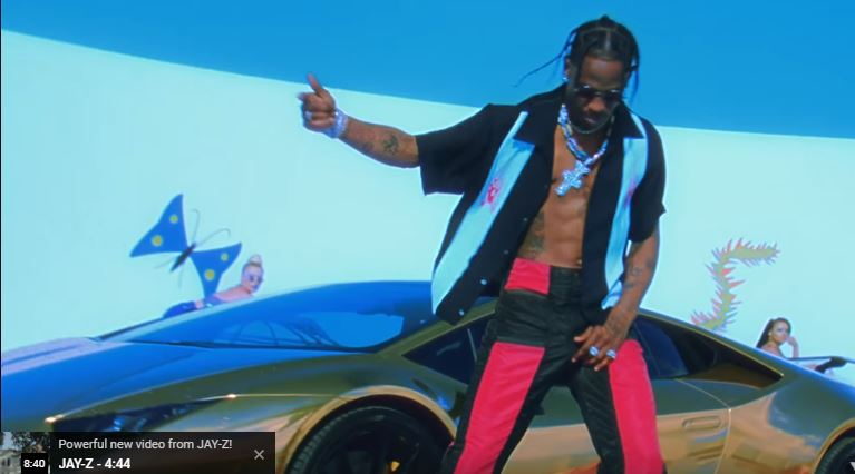 Travis Scott - Butterfly Effect (Music Video)