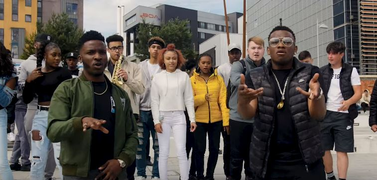 Lotto Boyz Team Up With Jaykae for 'Birmingham (Anthem)'