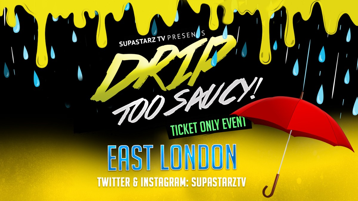 PRE-SUMMER: Drip Too Saucy Glow Party!! (U18's)