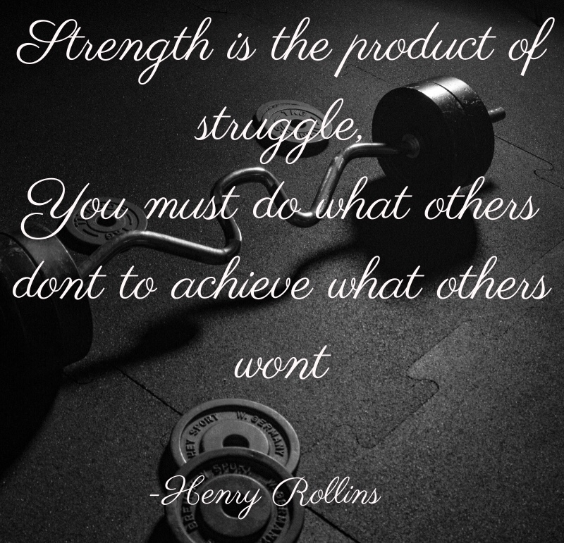 strength quote inspiration