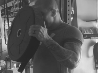 chest and arm workout bfr