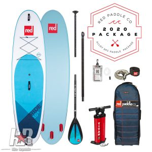 paddle board hire package