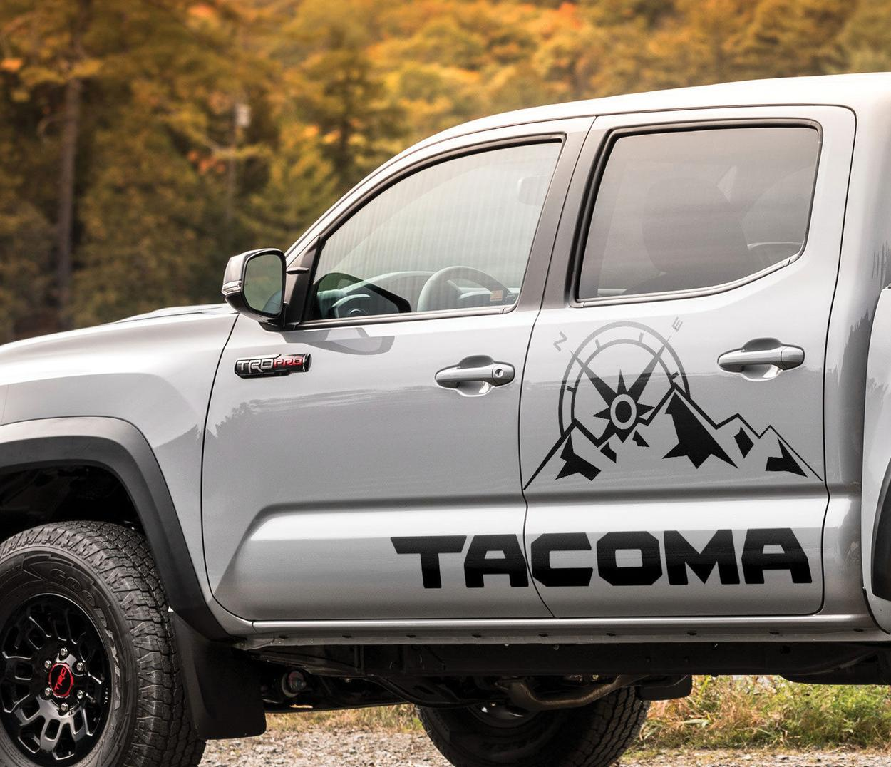Product Toyota Tacoma Trd Sport Mountains Expedition