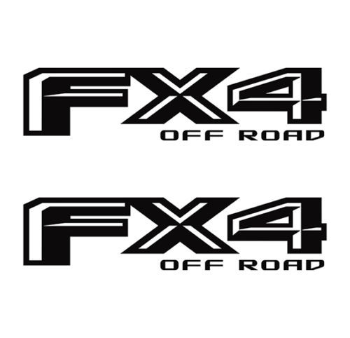 Product: FX4 Off Road Ford F-150 F150 2015-16 2017 2P