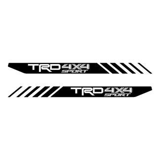 Product: Very large mud splash Toyota TUNDRA vinyl decals