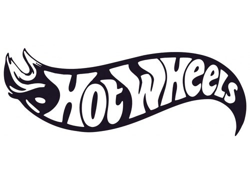 Product: 2 Hot Wheels Vinyl Decals 24