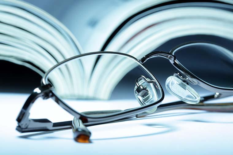 radiology medical journal editor glasses