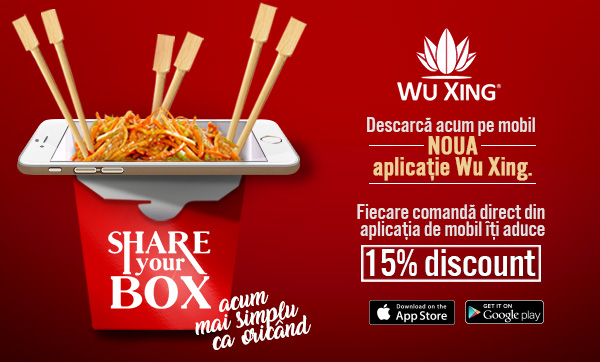 wu xing share your box aplicatie