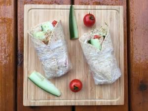 Tortillas santé Super Boite à lucnh