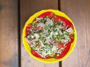 petits-pois-riz-champignons