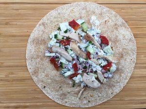 tortillas-legumineuses-poulet-tomates-parmesan