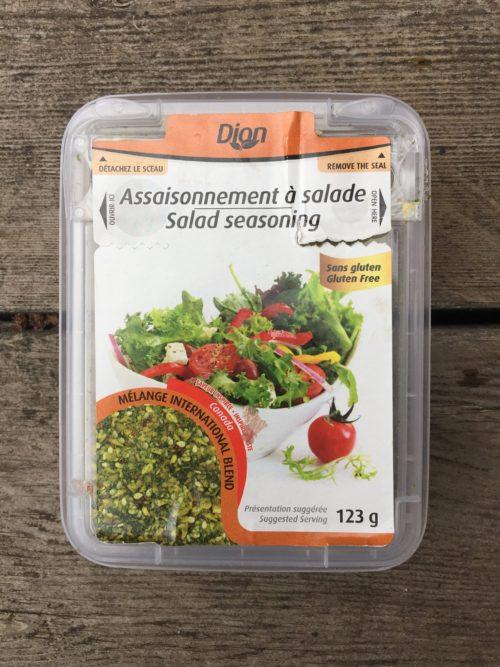 Mélange pour les salades de Super Boîte à Lunch