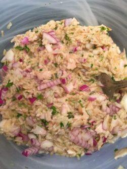 Mélange pour les croquettes de riz de Super Boîte à Lunch
