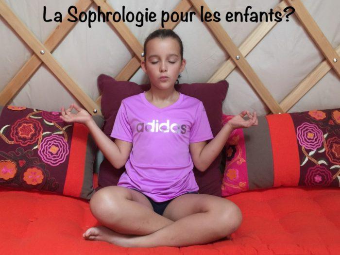 La sophrologie et les enfants : 3 questions à Anne-Sophie