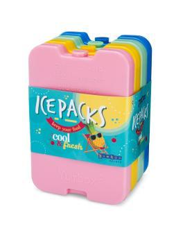 Les blocs réfrigérants pour Super Boîte à Lunch