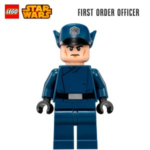 Minifigure LEGO® Star Wars - First Order Officer (Major / Colonel)